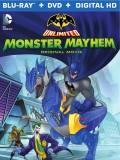 蝙蝠侠无极限怪兽来袭